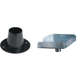 MOULTRIE MOULTRIE METAL SPIN PLATE AND FUNNEL KIT