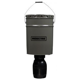 MOULTRIE MOULTRIE 6.5 GALLON DIRECTIONAL HANGING DEER FEEDER