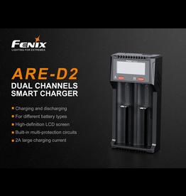 FENIX FENIX ARE-D2 DUAL CHANNEL SMART CHARGER
