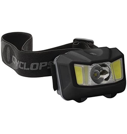 CYCLOPS CYCLOPS CONDUCTIVE TOUCH LED HEADLAMP 250 LUMENS