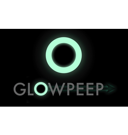 "GLOWPEEP GLOWPEEP GREEN 1/4"""