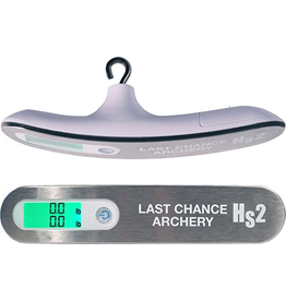 LAST CHANCE ARCHERY HANDHELD BOW SCALE