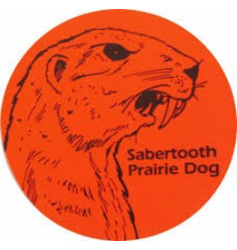 "A-ZOOM TARG-DOTS SABERTOOTH PRARIE DOGS 3"" X 3"" 25 PACK TARGETS"