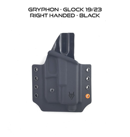 GRYPHON GRYPHON GLOCK 19/23 LH BLK
