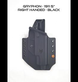"""GRYPHON GRYPHON 1911 5"""" RH BLK"""