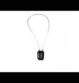 KEYSTONE KEYSTONE AXIOM COMBINATION CABLE LOCK 3O CM