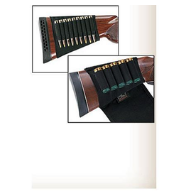 UNCLE MIKE'S UNCLE MIKE'S BUTTSTOCK SHELL HOLDER -SHOTGUN
