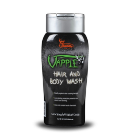 VAPPLE VAPPLE HAIR & BODY WASH 12 OZ