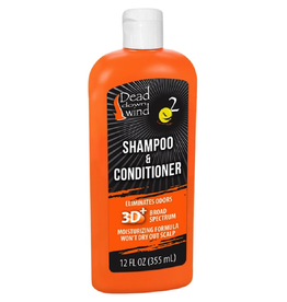 DEAD DOWN WIND DEAD DOWN WIND SHAMPOO & CONDITIONER ODOR ELIMINATOR 12 FL OZ