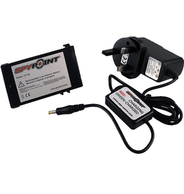 SPYPOINT SPYPOINT LIT-C-8 LITHIUM BATTERY PACK & CHARGER