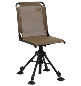 ALPS ALPS STEALTH HUNTER 360' SWIVEL HUNTING SEAT BROWN