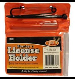 HME PRODUCTS HME HUNTER'S LICENSE HOLDER