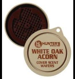 HUNTER'S SPECIALTIES COVER SCENT WAFERS WHITE OAK ACORN 3PK