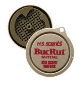HUNTER'S SPECIALTIES SEX SCENT WAFERS BUCRUT WHITETAIL 3PK