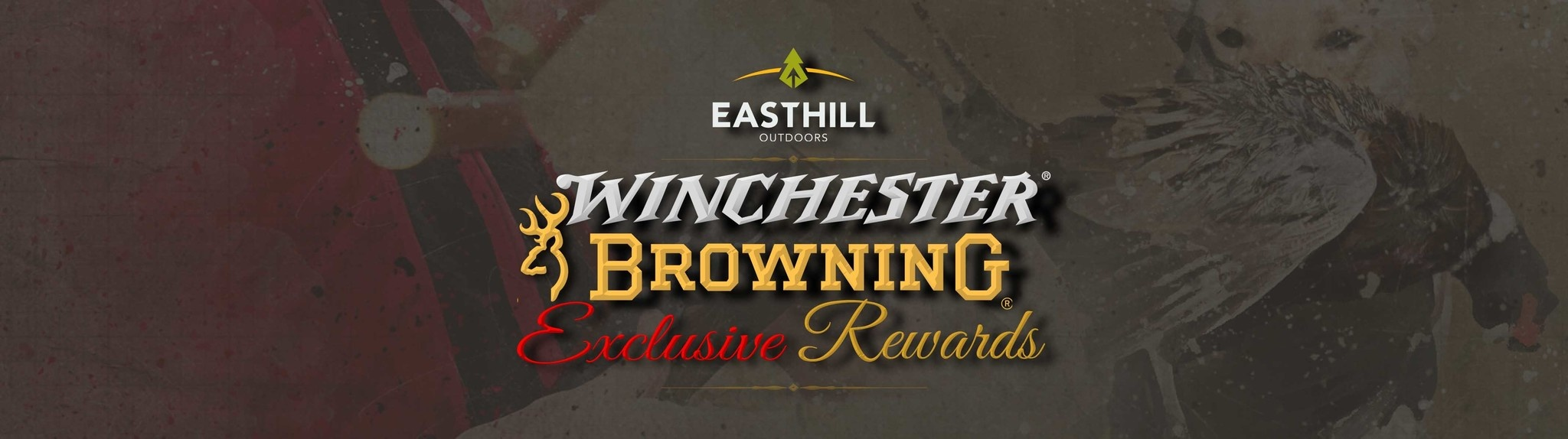 Winchester Browning Rewards