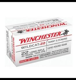 WINCHESTER WINCHESTER WILDCAT 22LR 40GR 50 RDS