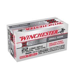 WINCHESTER WINCHESTER SUPER-X 22 LR 37GR 1280 FPS