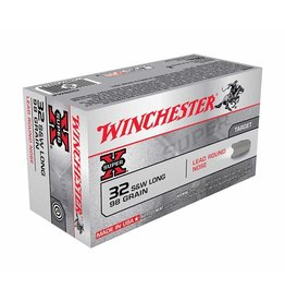 WINCHESTER WINCHESTER SUPER-X 32 S&W LONG 98GR 5O RDS