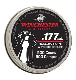 WINCHESTER WINCHESTER HOLLOW POINT PELLET .177 CAL  500 CT