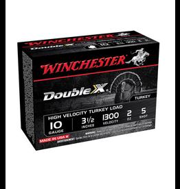 """WINCHESTER WINCHESTER DOUBLE X TURKEY 10GA 3 1/2"""" #5 - 2 OZ 10 RDS"""