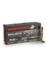 WINCHESTER WINCHESTER BALLISTIC SILVERTIP 30-30 WIN 150GR 20 RDS