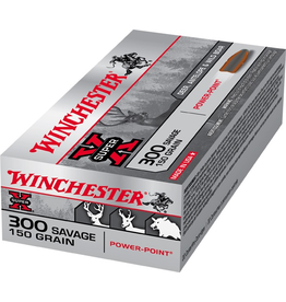 WINCHESTER WINCHESTER SUPER-X PP 300 SAVAGE 150GR 25RDS