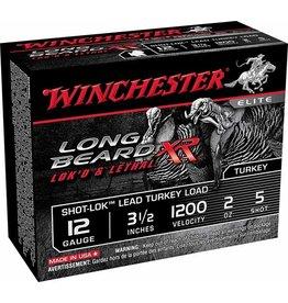 """WINCHESTER WINCHESTER LONG BEARD XR 12GA 3.5"""" - 2 OZ #5  10 RDS"""