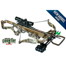 EXCALIBUR EXCALIBUR 308 SHORT CROSSBOW PACKAGE BREAK UP COUNTRY