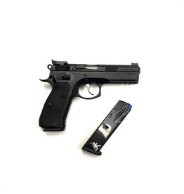 USED CZ 75 SP-01 9MM