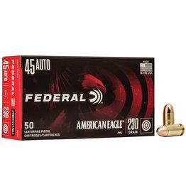 Federal AMERICAN EAGLE FMJ C.45 AUTO 230GR 50 RDS