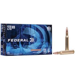 Federal FEDERAL 270 WIN 130GR POWER SHOK SP RN