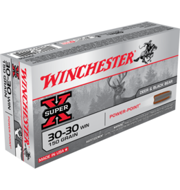 WINCHESTER WINCHESTER 30-30 WIN 150GR POWER POINT 20 RDS