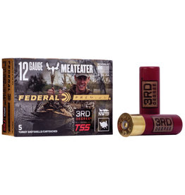 "Federal FEDERAL PREMIUM 3RD DEGREE 12 GA 1 3/4 OZ 3"" MAGNUM TURKEY LOAD 5-6-7 SHOT MIX 5 RDS"