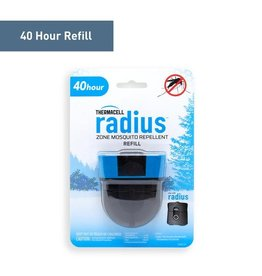THERMACELL THERMACELL RADIUS ZONE MOSQUITO REPELLANT
