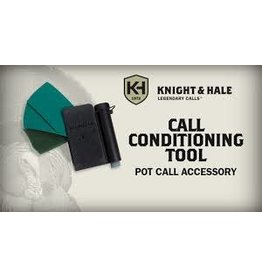 KNIGHT & HALE KNIGHT & HALE TURKEY CALL CONDITIONING TOOL