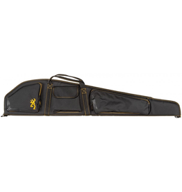 """BROWNING BROWNING FLEX RIFLE CASE BLACK AND GOLD 48"""""""
