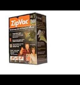 ZIPVAC ZIPVAC VACUUM STARTER KIT GREEN PUMP W/ BAGS