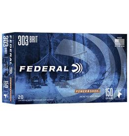 Federal FEDERAL 303 BRITISH 150GR SOFT POINT POWER-SHOK