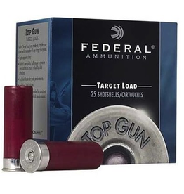 "Federal FEDERAL TARGET LOAD 12GA 2-3/4"" 1 1/8OZ SHOTSHELL 7.5"