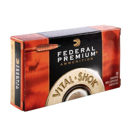 Federal FEDERAL 243 WIN 85 GR TROPHY COPPER 20 RDS