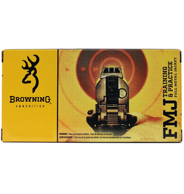 BROWNING BROWNING FMJ 45 AUTO 185GR R0 RDS