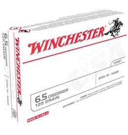WINCHESTER WINCHESTER 6.5 CREEDMOOR 125 GR 20 RDS