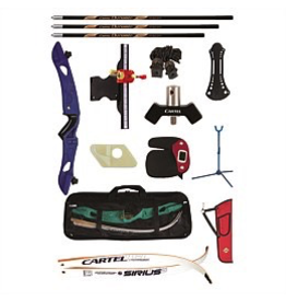 "Cartel CARTEL TRIPLE 101 KIT SET 66"" RH 28#"