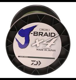 DAIWA DAIWA J-BRAID X4 10LB 3000 YD