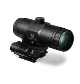 VORTEX VORTEX VMX-3T MAGNIFIER W/ FLIP MOUNT FOR RED DOT SCOPES