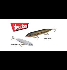 HEDDON HEDDON SUPER SPOOK CHART/BLACK HD