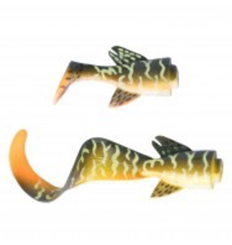 SAVAGE GEAR SAVAGE GEAR HYBRID PIKE REPLACEMENT TAIL 2 PK
