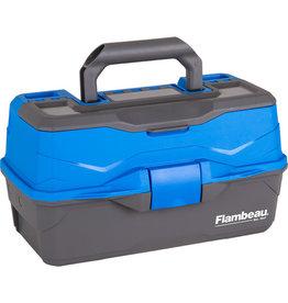 FLAMBEAU OUTDOORS FLAMBEAU ADVENTURER 2 TRAY TACKLE BOX