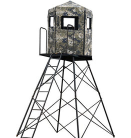 HAWK HAWK SCOUT BLIND WITH 10 FOOT STAND KIT