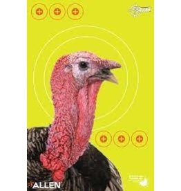 EZ AIM EZ AIM SPLASH NON-ADHESIVE 12 X 18 TURKEY TARGET 8PK